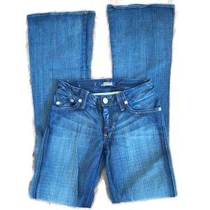 Rock & Republic | flare blue jeans